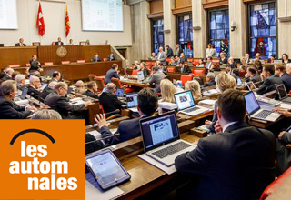 Classement par le Grand Conseil de notre pétition munie de 24'000 signatures Pour des Automnales sans cruauté par 56 votes contre 6 !