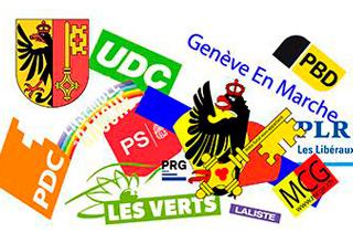 Elections du 15 avril 2018 dans le canton de Genève