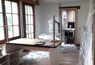 Lavori estivi nella sede della LSCV