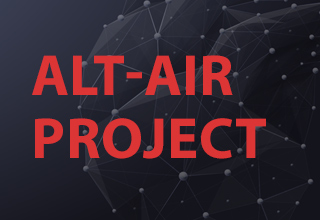 "Sostenete la raccolta fondi ""Alt-Air Project"""