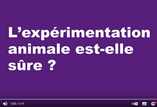 L'expérimentation animale est-elle sûre?